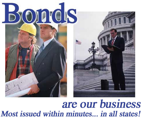 new jersey surety bonds services of NJ